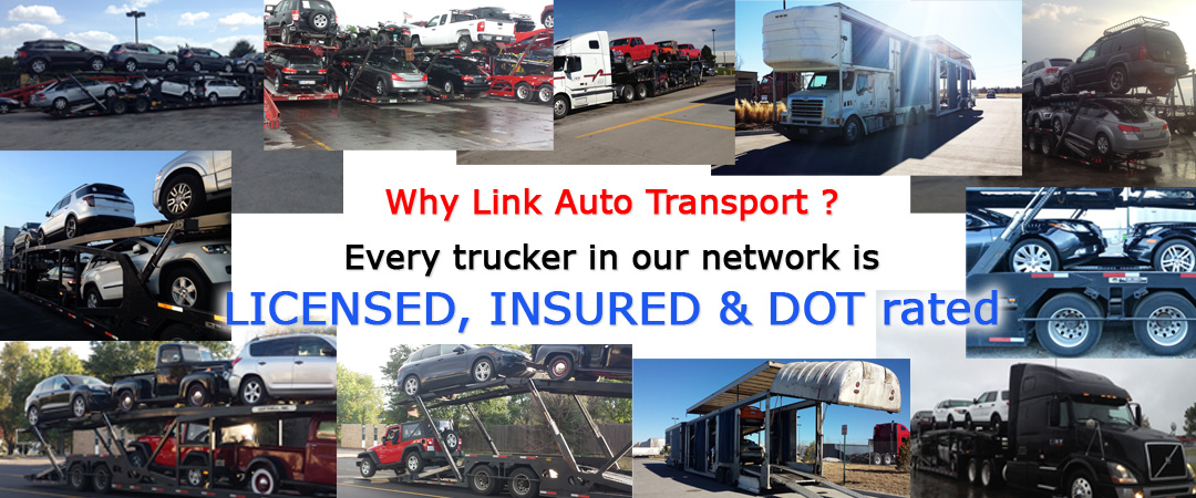 Licensed and Insured Auto Transport